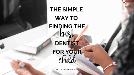 The Simple Way to Finding the Best Dentist for Your Child