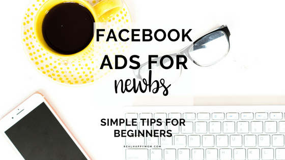Facebook Ads for Newbs