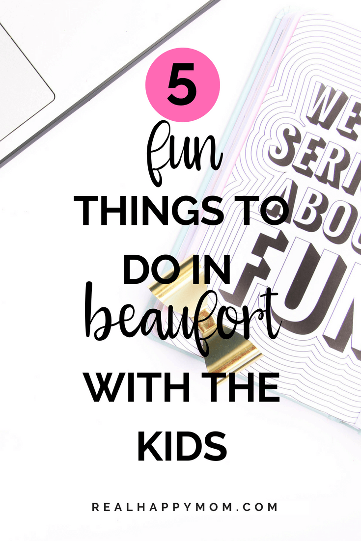 Heading to Beaufort, South Carolina with the kiddos? Check out this post for fun things to do in Beaufort with the kids.