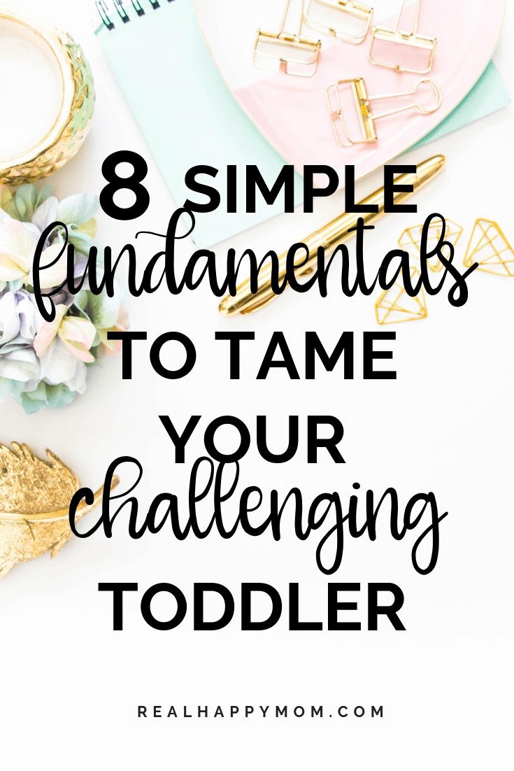 tips to tame your wild toddler