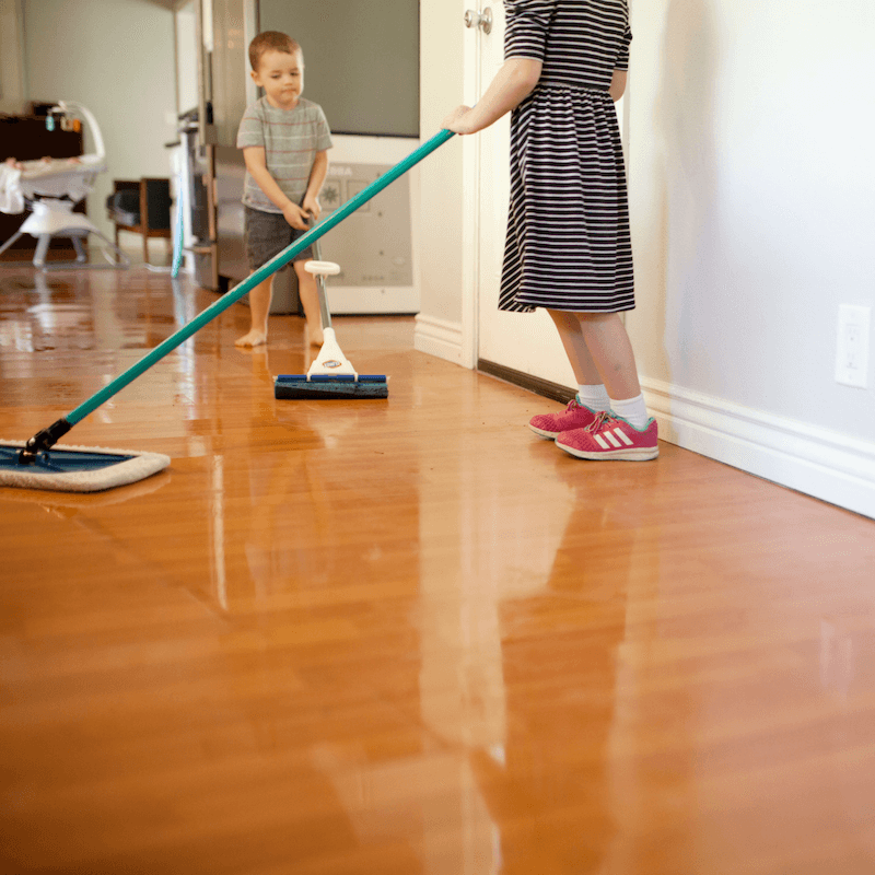 How to Get Your Toddler to Do Chores Too 2