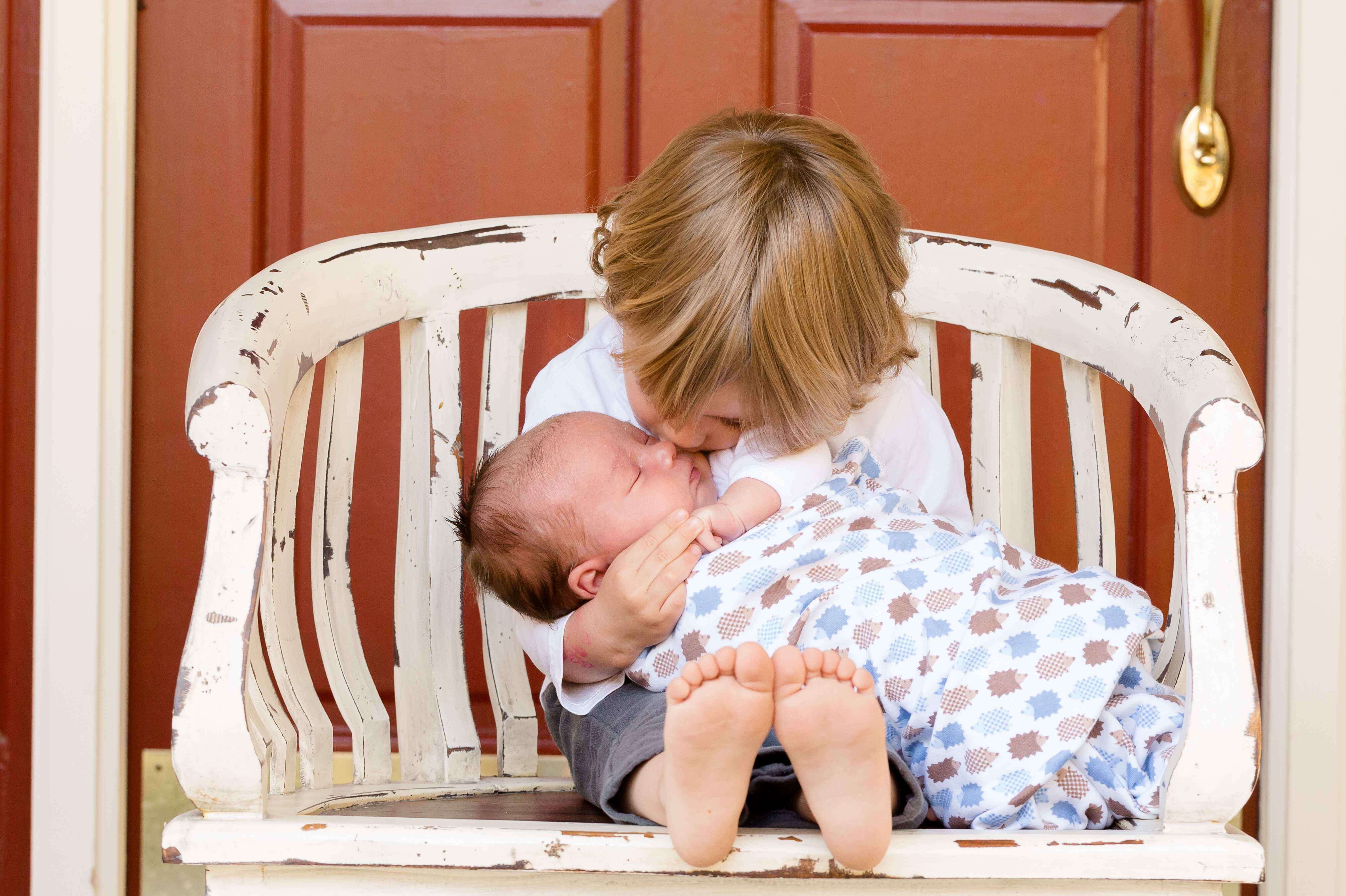 How to Prepare Your Toddler for a New Baby 3