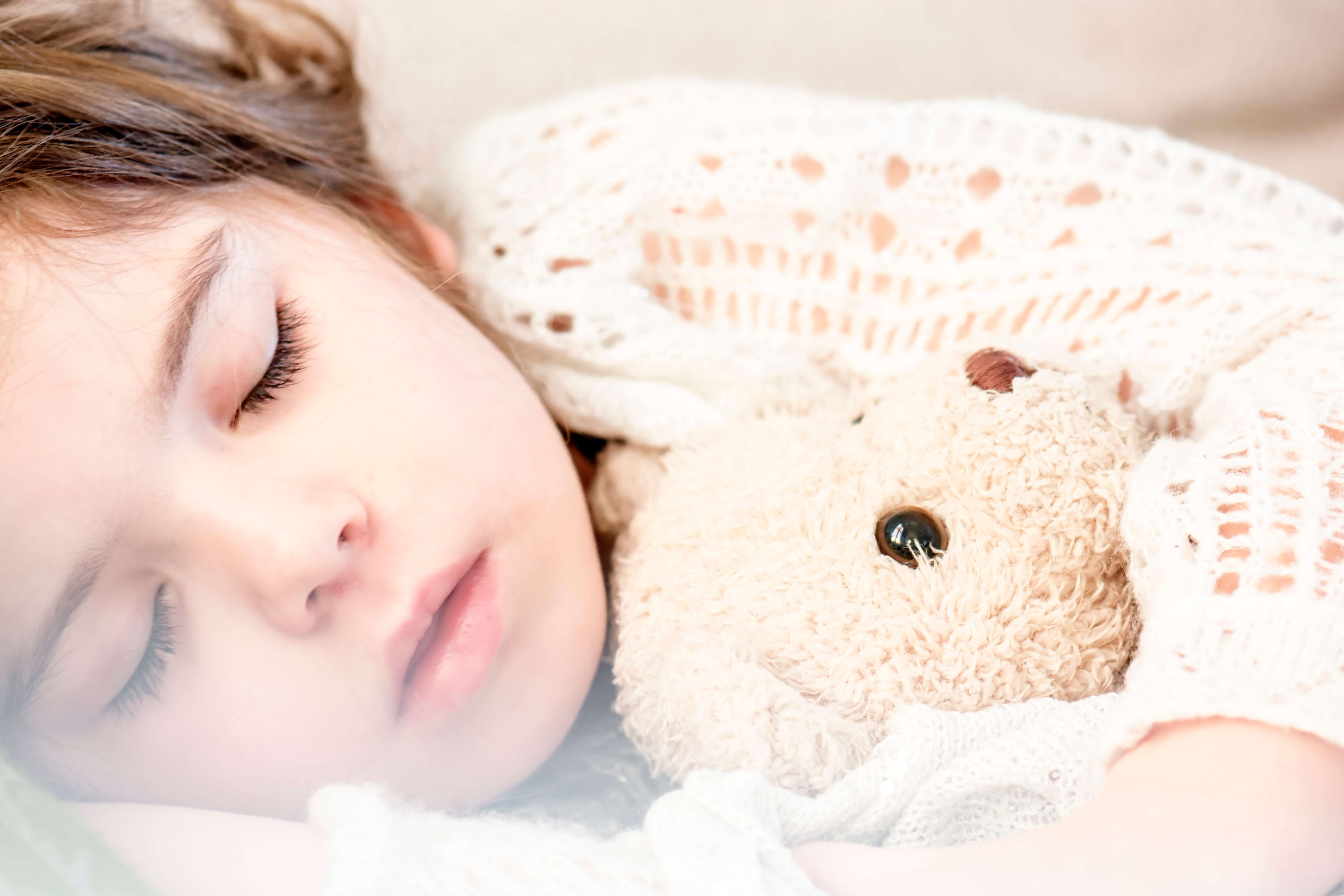 Has your little one had a night terror?  Check out this post to learn how to handle and prevent night terrors.
