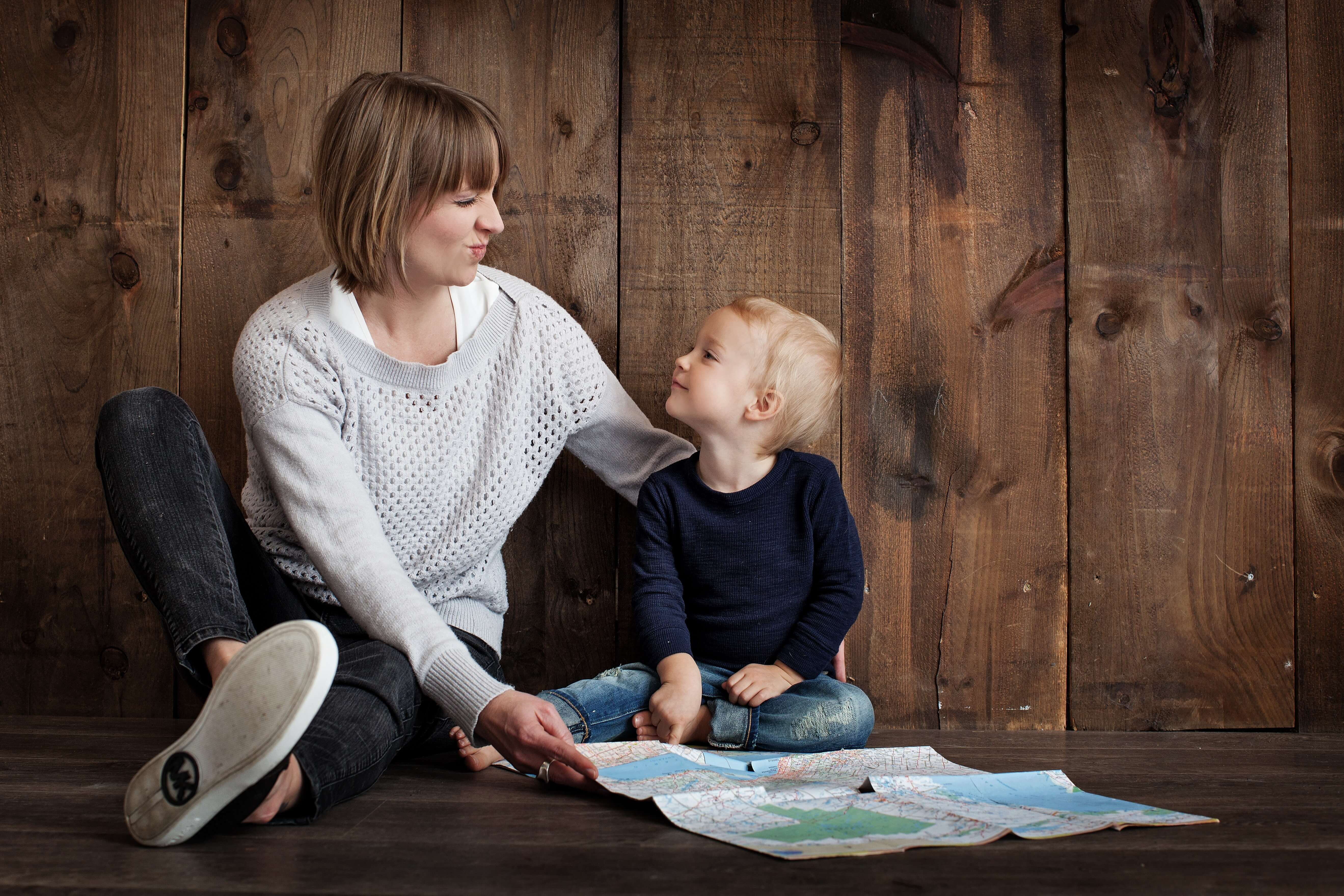 How to Reprimand Your Kids Without Losing Their Love