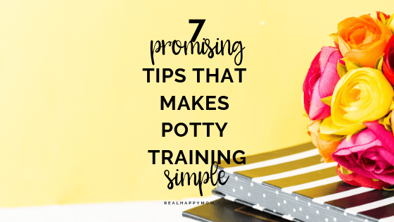 7 Promising Tips That Makes Potty Training Simple