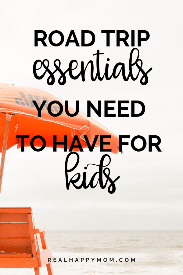 Road Trip Essentials You Need to Have for Kids 1