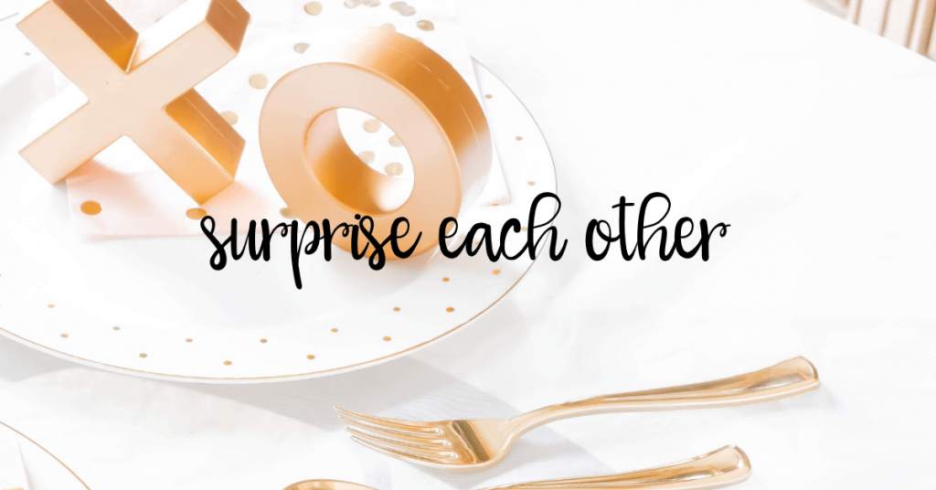 surprise each other - 9 Ways to Keep Your Marriage Fun and Exciting
