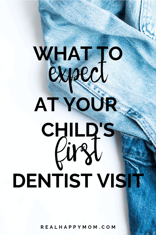 What to Expect at Your Child's First Dentist Visit 1