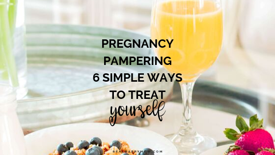 Pregnancy Pampering Ideas: 6 Simple Ways to Treat Yourself