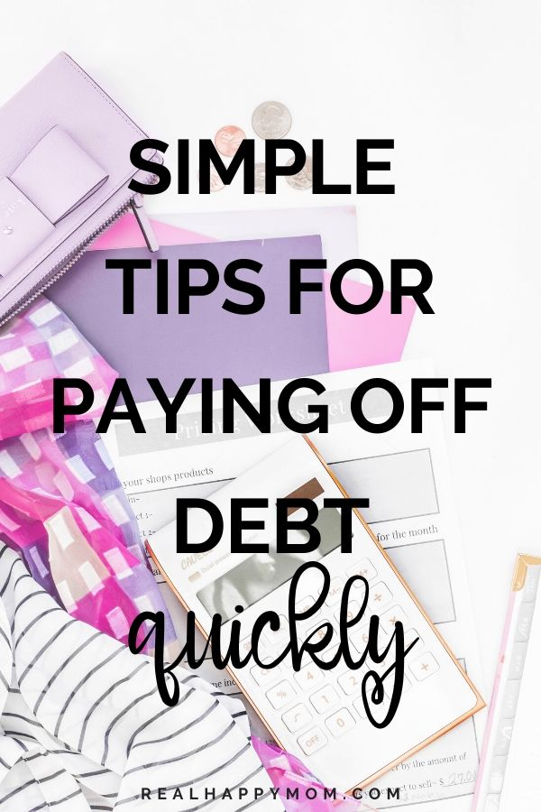 Simple Tips for Paying Off Debt Quickly 1