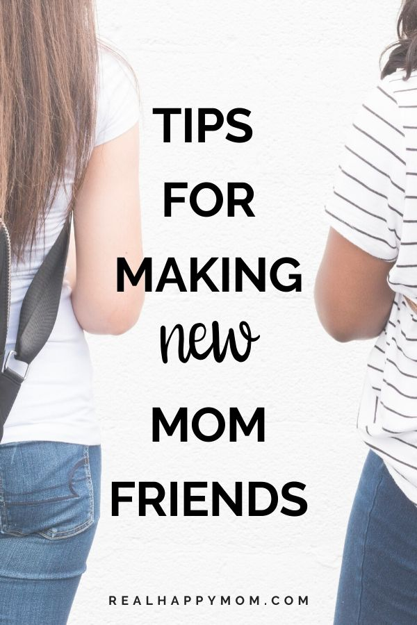 How to Make Mom Friends With Ease