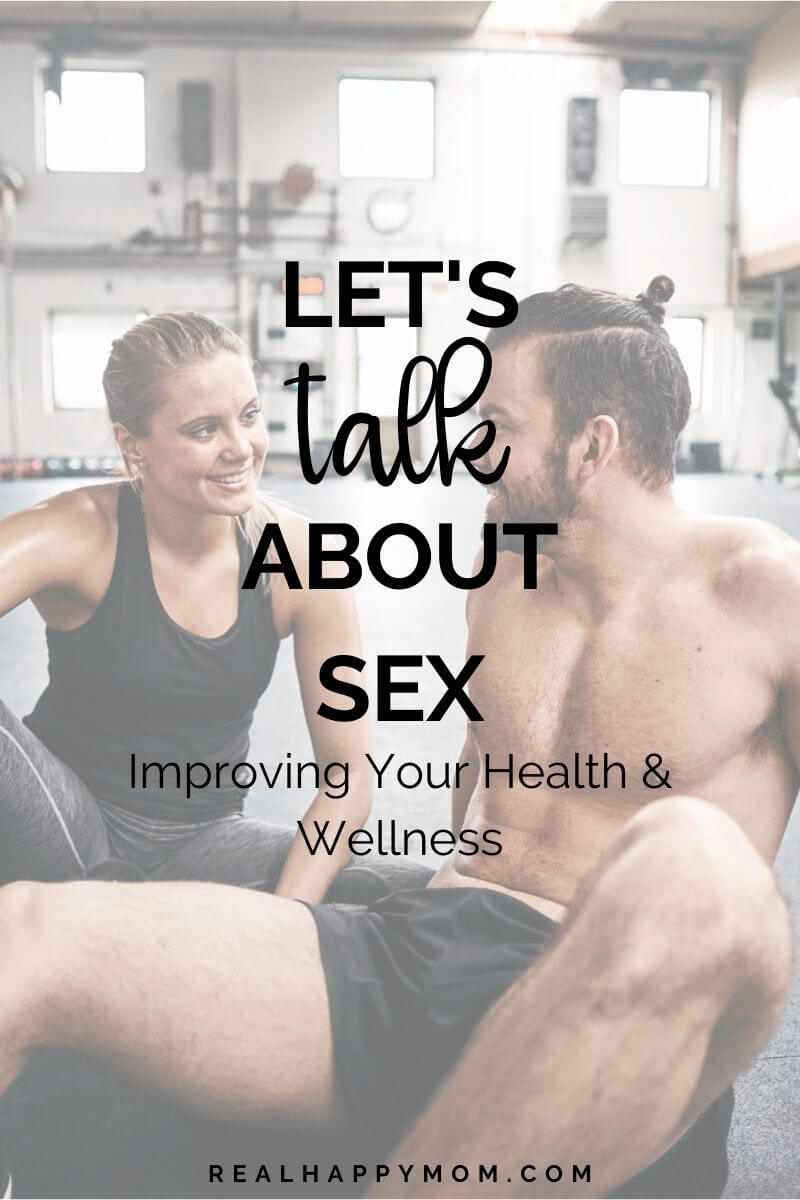 Let\'s Talk About Sex Baby - Tips for Improving Sex in Marriage