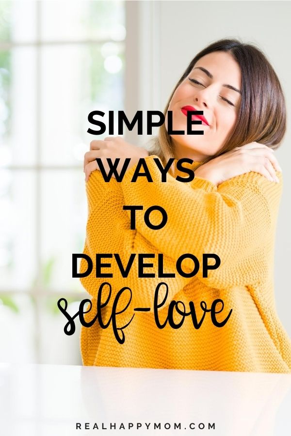 Simple Ways to Develop Self-Love 1